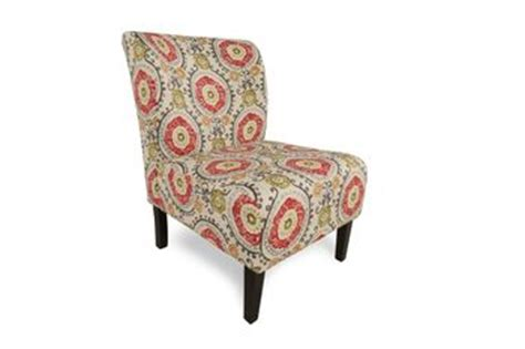 honnally floral accent chair mathis brothers