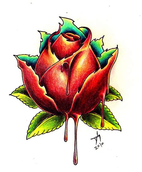 rose tattoo sketch tattoo collections