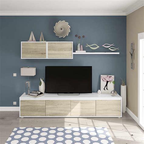 mobili parete soggiorno offerta parete tv da soggiorno mobile da design per il