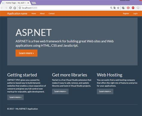 mvc 5 bootstrap templates customizing asp net mvc bootstrap templates