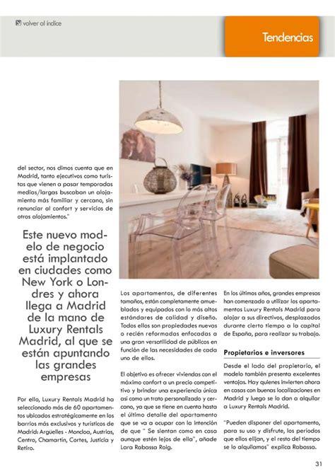 alquiler de apartamento en madrid luxury rentals madrid de apartamentos de lujo