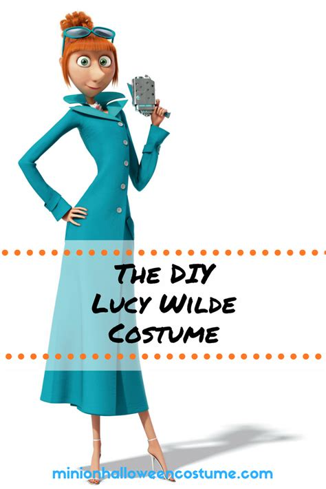 lucy wilde despicable  costume minion halloween costume