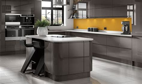 Wickes High Gloss Kitchen by This Wickes Sofia Graphite Kitchen S High Gloss Grey