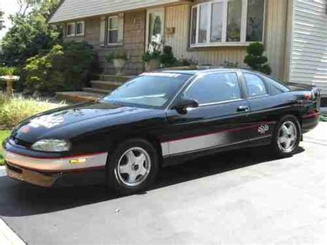 manual cars for sale 1998 chevrolet monte carlo engine control buy new 1998 chevrolet monte carlo dale earnhardt signature series z 34 7 of 25 made in long