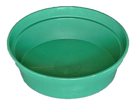 nail on 3 qt small water bowl flat bottom 50 pk