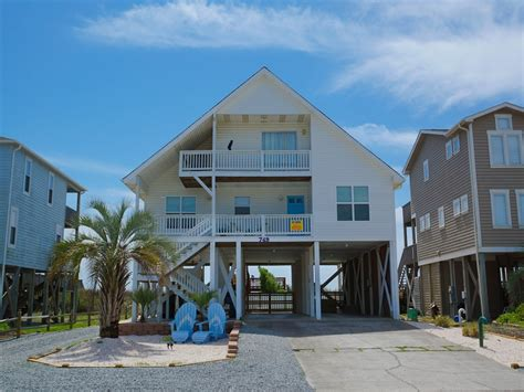 Holden Beach Rentals Holden Beach Vacation Rentals House Rentals Holden Nc