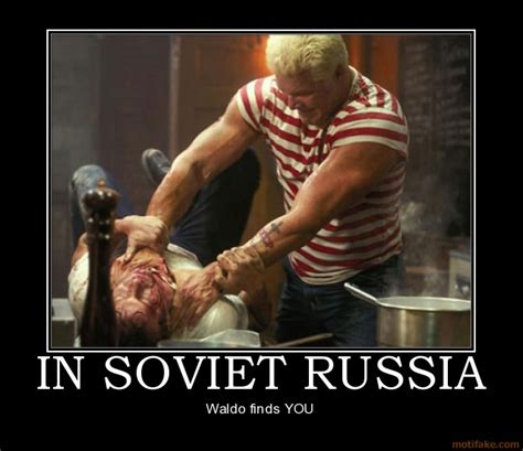 Winston Bench In Soviet Russia Hilarious Images Daily