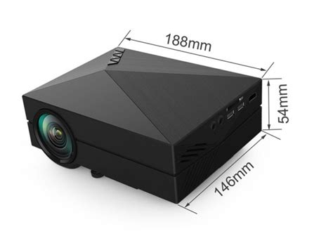 Proyektor Gm60 why gm60 projector is comparatively better than other low cost projectors xiaomitoday