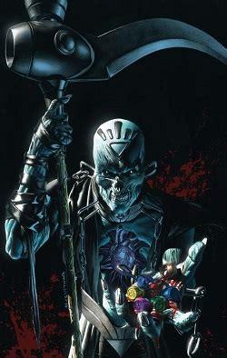 Blackest Series 5 Black Lantern Nekron nekron