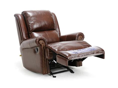 leather glider recliner with ottoman furniture cozy glider recliner with ottoman design ideas