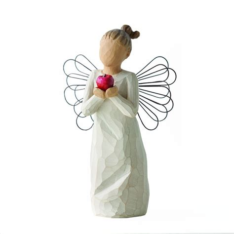 cute figurines 12 cutest willow tree angel figurines to collect