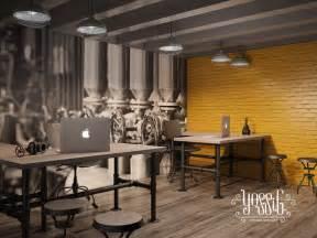 Kitchen Design Brooklyn Interior Industrial Office Design Yossig Interior Design