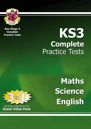 ks3 english complete coursebook 1844197611 ks3 science revision guides