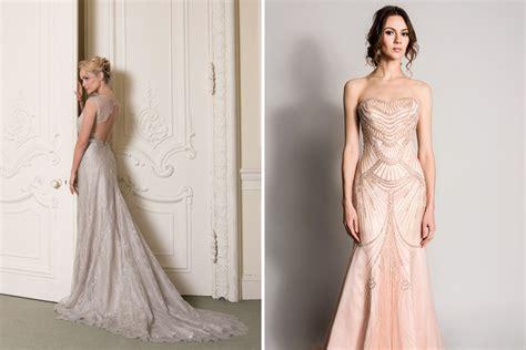Bridesmaid Dress Designers List Uk - coloured wedding dresses from top uk bridal designers
