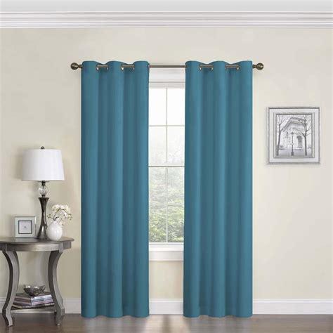 grommet blackout curtains 63 eclipse blackout madison smoke polyester grommet blackout