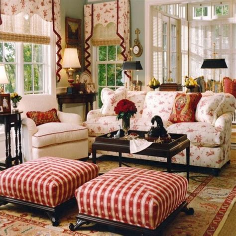 english country living room furniture home decor