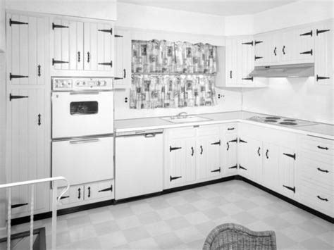 Kitchen Interior With White Wood Paneled Cabinets With White Kitchen Cabinet Hinges