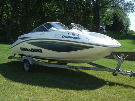 2008 seadoo challenger sea doo challenger 180 2008 for sale for 208 boats from