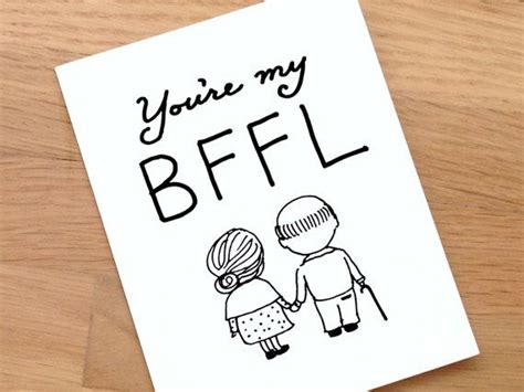 cute b day cards for friends witty love card best friend card funny romantic card