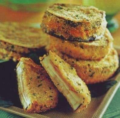 melanzane in carrozza melanzane in carrozza foto ricette pourfemme