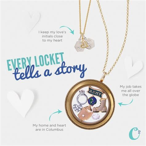 How Does Origami Owl Work - origami owl lockets every locket tells a story what s