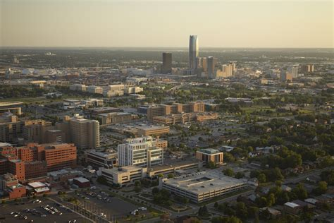 Oklahoma City Search Positioned For Growth Advancing The Oklahoma City Innovation District