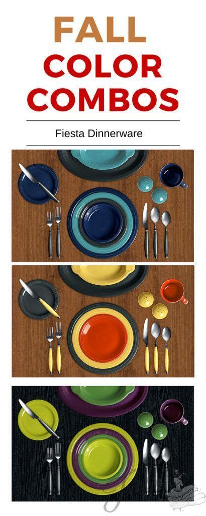 ware colors 65 best images about fiestaware table ideas on