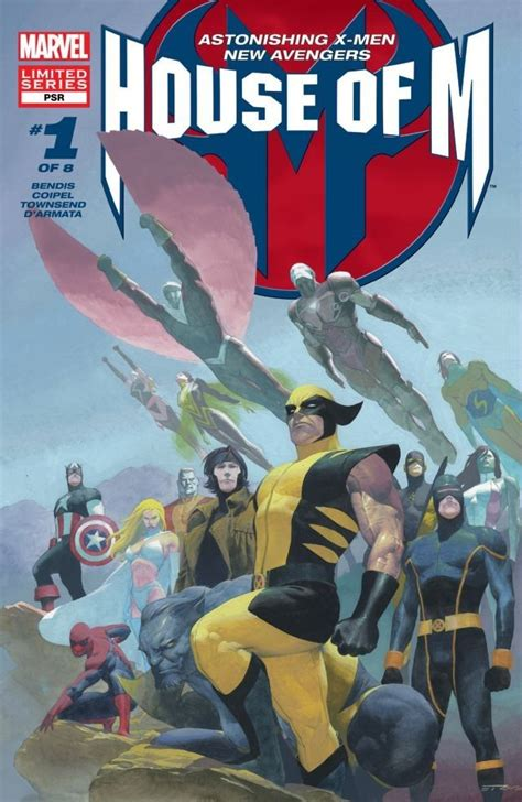 House Of M by House Of M Vol 1 1 Marvel Database Fandom Powered By Wikia