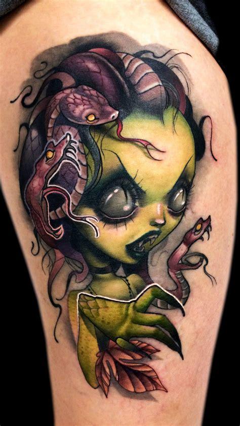 mythological tattoos medusa tattoos mythology meets ink