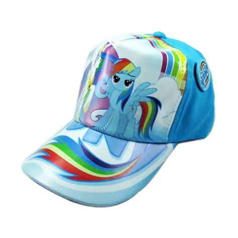 Topi Anak Mickey Trendy jual meilyngiftshop my pony topi anak biru