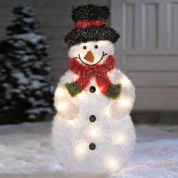 Snowman outdoor decorations ideas real house design aytupwsb