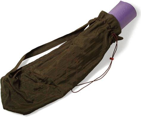 yoga bag pattern youtube free pattern make a yoga mat carrier threads