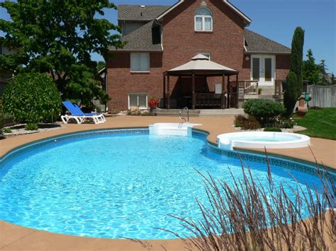 outdoor pool ideas backyard swimming pools with 4 cool ideas