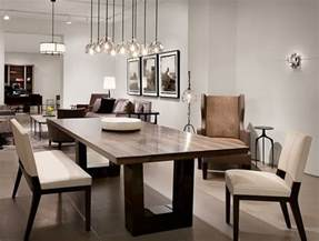 Modern Dining Room Lighting by 25 Best Ideas About Modern Dining Table On Pinterest