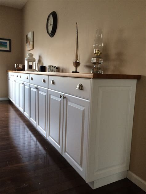 living room buffet diy sideboard buffet with tree living room traditional and