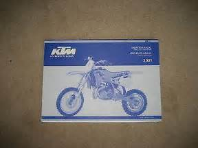 ktm 65 sx 2001 spare parts catalog spare parts manual
