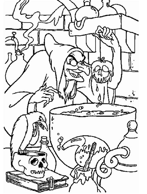 snow white coloring pages pdf snow white and the seven dwarfs coloring pages and book