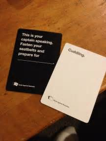 funny cards against humanity answers theberry