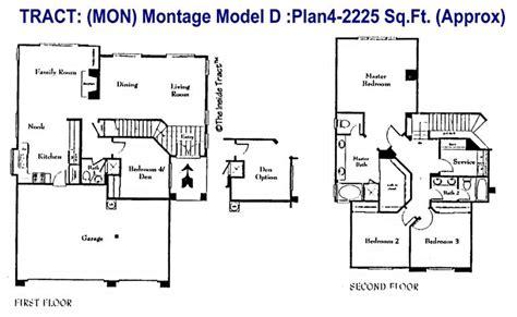 d d floor plans montage floorplans