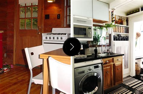 a frame kitchen ideas before after an a frame cottage gets an a renovation
