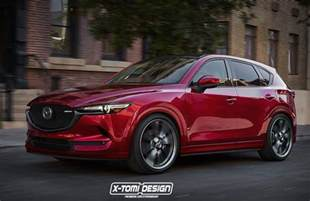 2017 mazda cx 5 mps turbo rendered idea