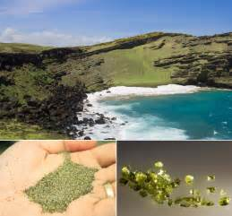 colored sand beaches beaches with the most charming of sand color in the world