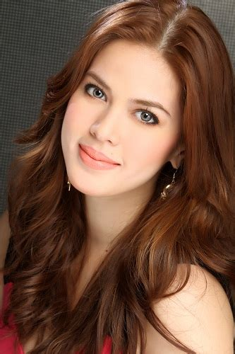 hair color for pinays shaina magdayao beautiful hair pic trendy mods com