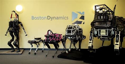 boston dynamics robot all the robots boston dynamics has built business insider