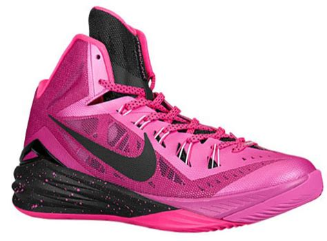 pink breast cancer basketball shoes nike basketball yow collection hyperdunk 2014 and nike
