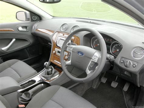 ford mondeo picture 58 of 73 interior 2007 1280x960