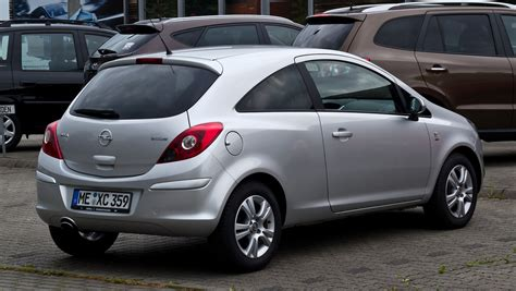 Opel Corsa D by 2012 Opel Corsa D Pictures Information And Specs Auto