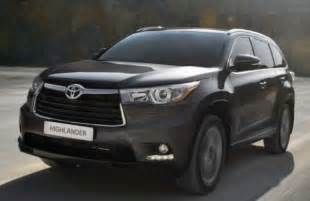 Toyota Highlander Price 2018 Toyota Highlander Exterior Interior Design Price