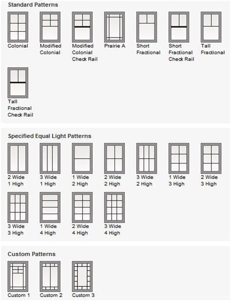 grid pattern types decorating 187 window grid styles inspiring photos gallery