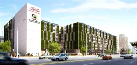 more dubai areas to have residential parking system multi storey parking building at al garhoud protenders
